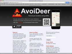 AvoiDeer App